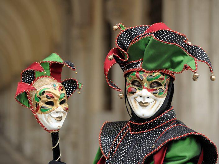 La féérie des masques