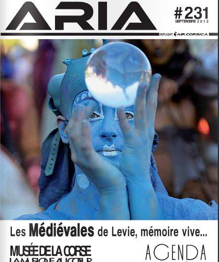 Aria n° 231 - Septembre 2013